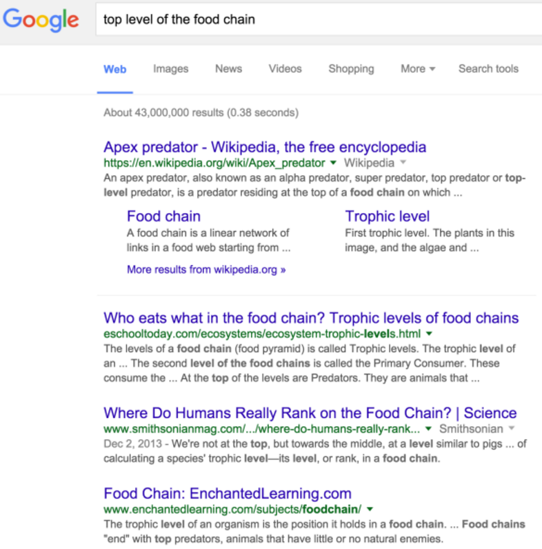 chain food 2